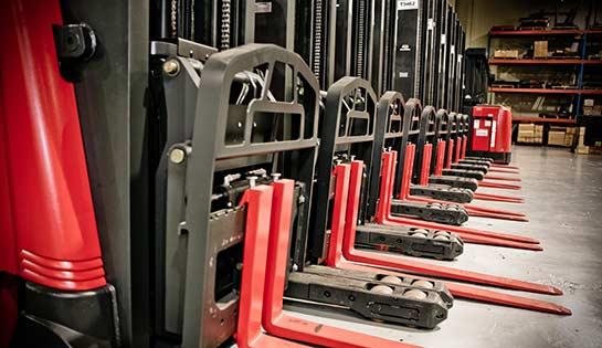 Lift Truck Rentals | Forklifts | Carolina Handling
