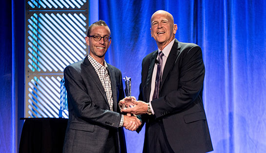 iwarehouse, mhefi award, scott craver