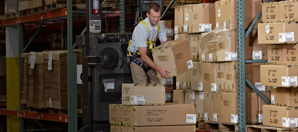 order picker, order picking, order fulfillment