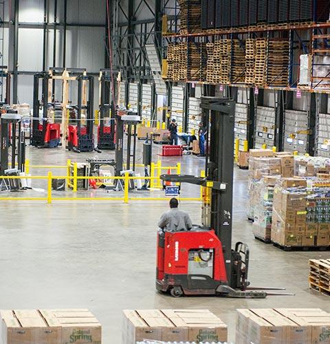 Raymond Forklifts Forklift Pallet Jack
