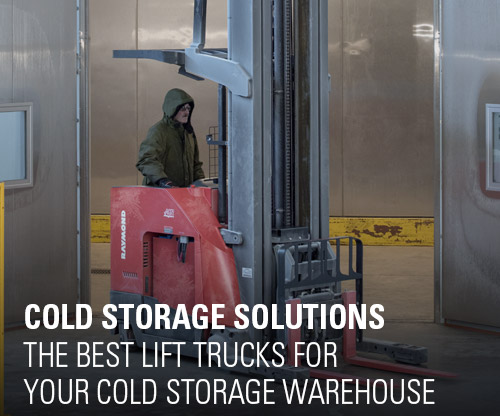 cold storage warehouse, low temperature storage