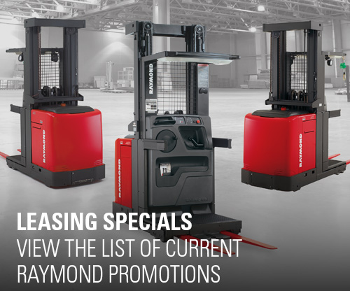 forklift leasing, leasing special