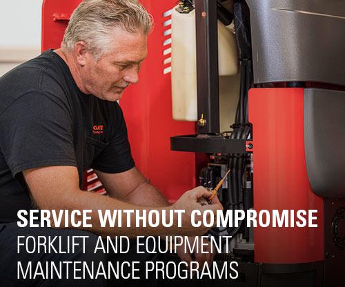 forklift service, forklift maintenance