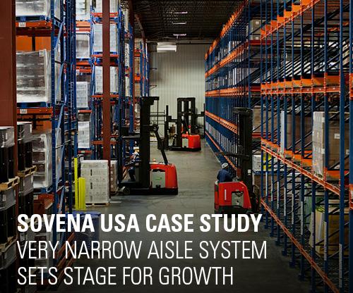 sovena usa case study, raymond success story