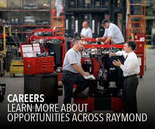 raymond jobs, raymond corporation jobs