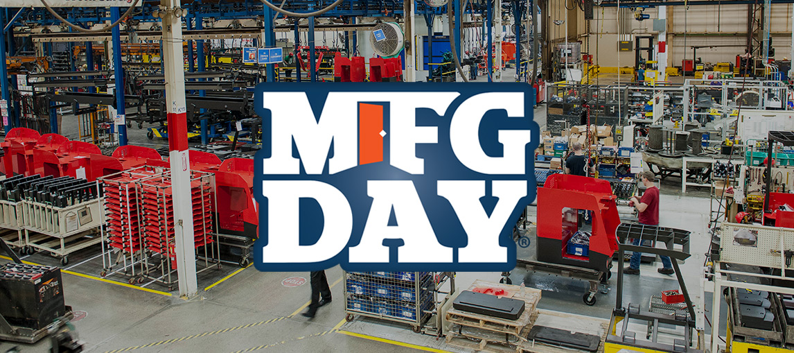 raymond manufacturing day