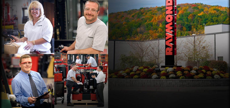 Raymond, Forklift Manufacturer, Forklift dealer
