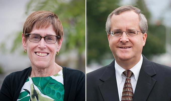 John Rosenberger, Susan Rice, The Raymond Corporation
