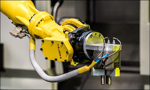 industrial robotics, picking robots, warehouse robots