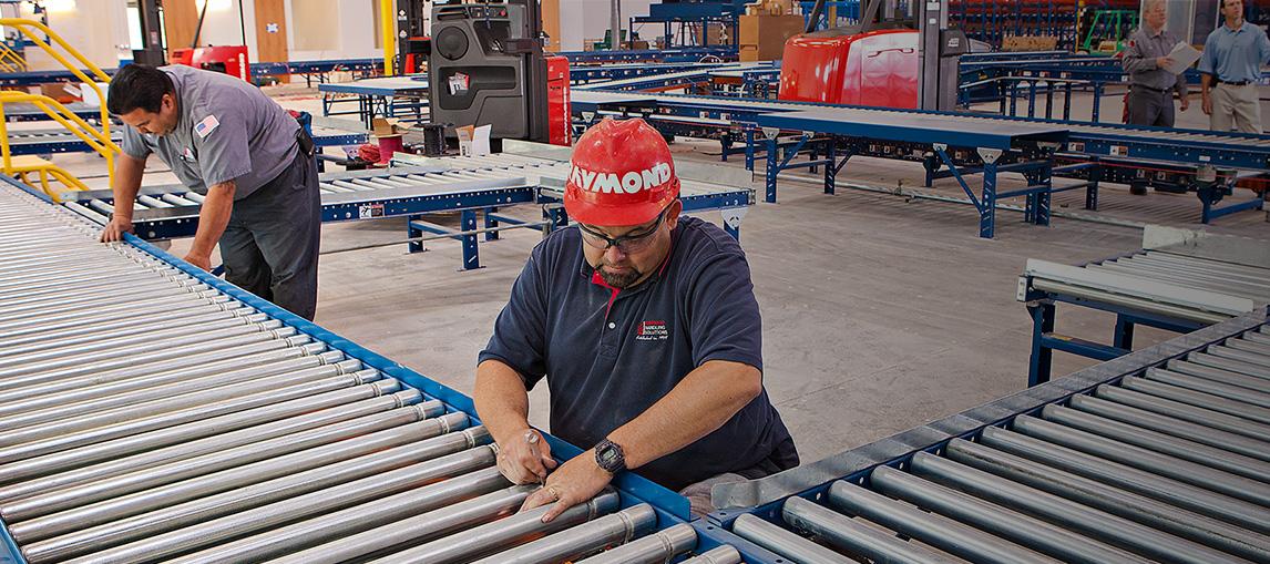 conveyor belt, conveyor installation
