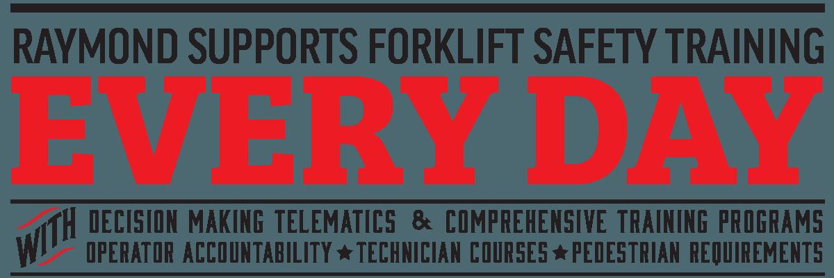 forklift safety training