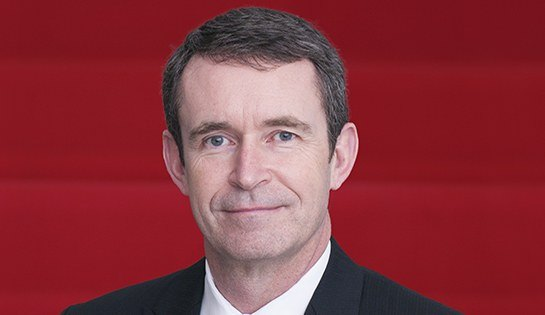 Michael Field of The Raymond Corporation