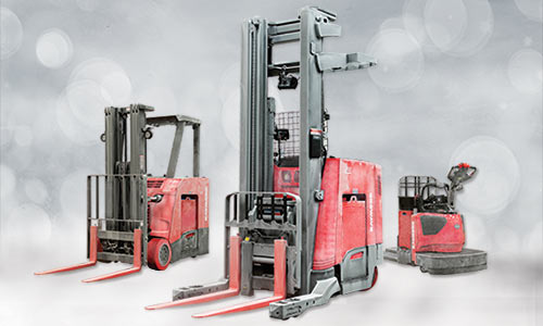 Raymond Cold Storage Forklifts