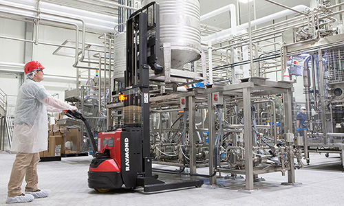 Raymond solutions for the Food Processing industry