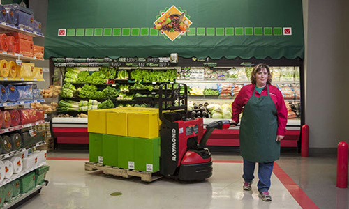 Raymond Grocery Solutions