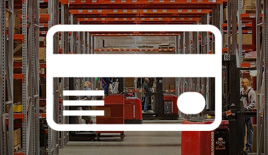 ecommerce fulfillment, industry solutions, forklift application