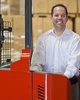 Raymond Customer Success Story with Pacific Coast Warehouse Company