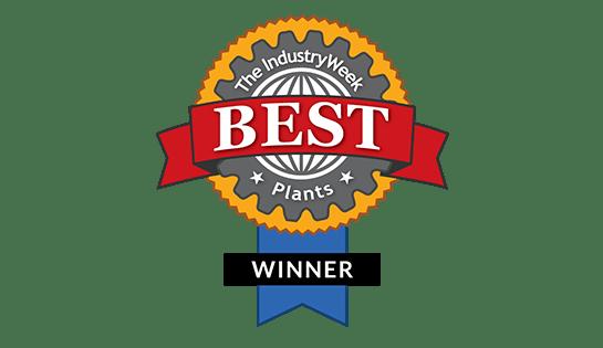 industry week, best plant award