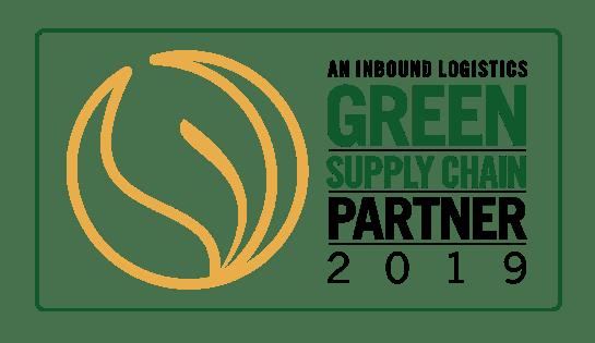 inbound logistics, green supply chain award