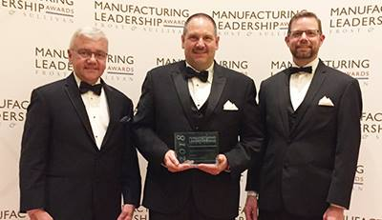 raymond manufacturing award