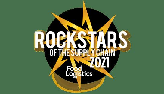 RockStars of The Supply Chain, 2021 Award, Food Logistics