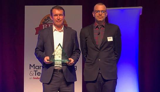 industry week, best plant award, raymond corp best plant