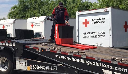 raymond donation