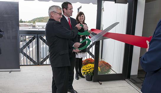 Raymond Expansion at Greene NY Headquarters