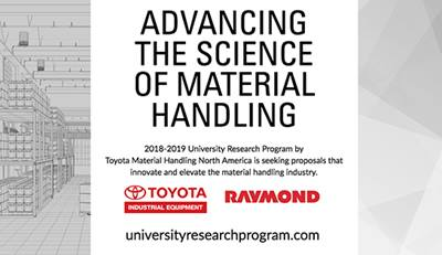 university research program, toyota
