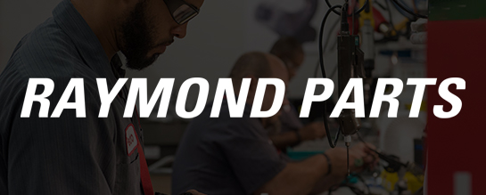 Raymond Parts, authorized parts, oem parts