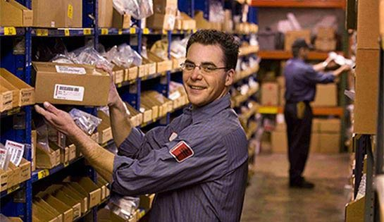 Warehouse Products and Material Handling Supplies