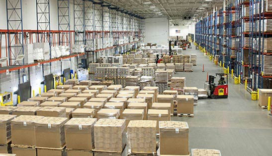 Allied warehouse products