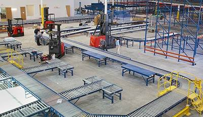 asset management, maintenance management system, conveyor system