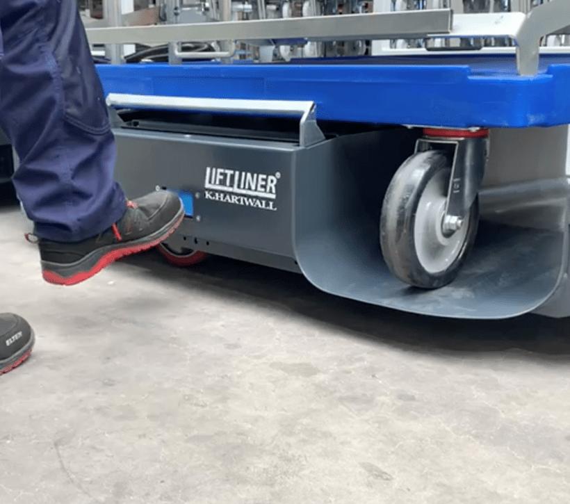 k hartwall industrial liftliner