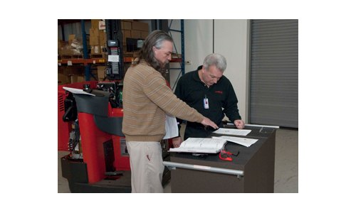 Raymond Forklift Training