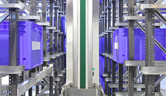 AS/RS, Automated Storage and Retrieval System
