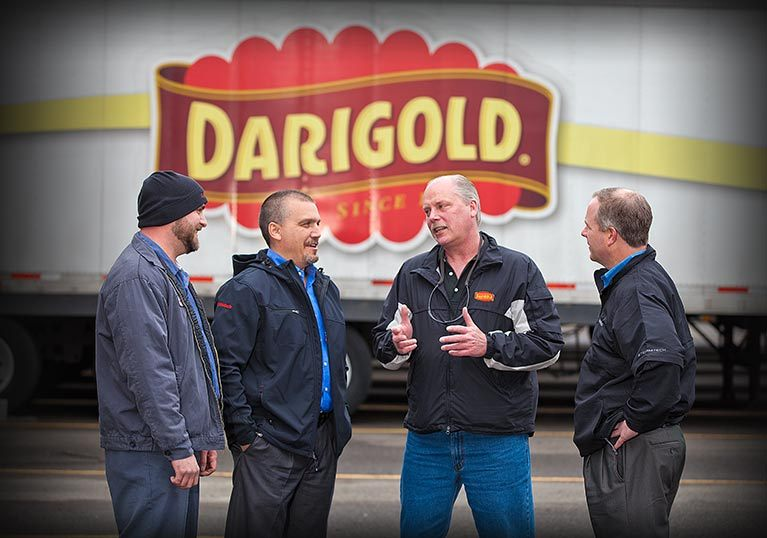 Maintenance Management, Fleet Management System, Darigold, Raymond Handling Concepts