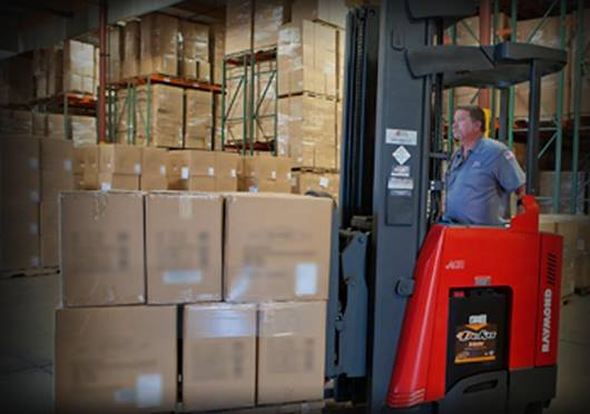 Pacific Coast Warehouse and Raymond Handling Solutions; Raymond Success Story