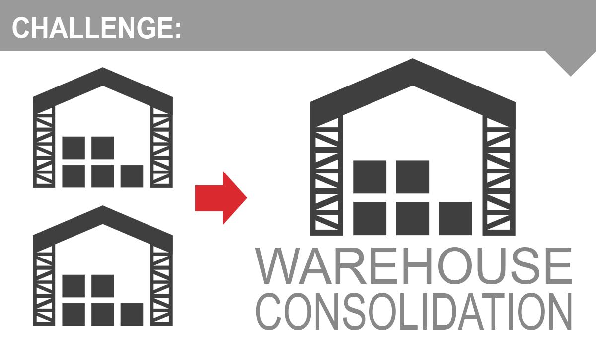 pacific coast warehouse challenge