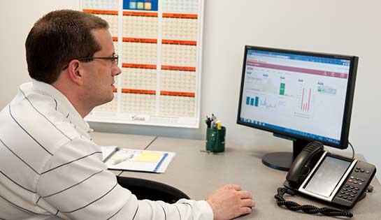 Fleet management software, i-warehouse