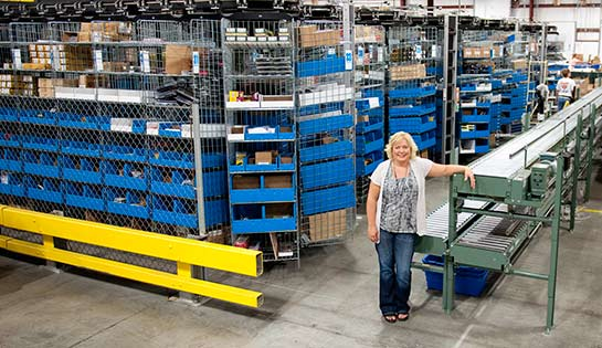 Zanders and Heubel Material Handling; Raymond Customer Success Story