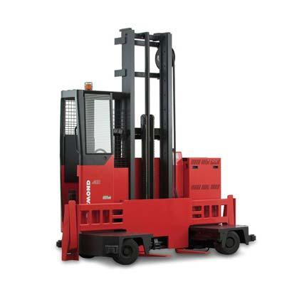 Raymond Sideloader Forklift
