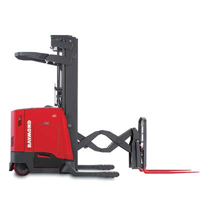 Deep Reach Truck, Double Deep Reach Truck, Reach Trucks