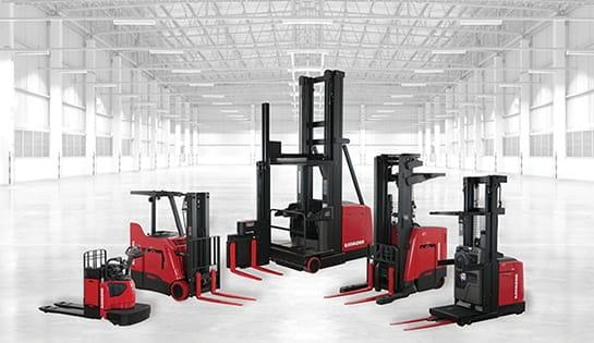 Raymond lift trucks