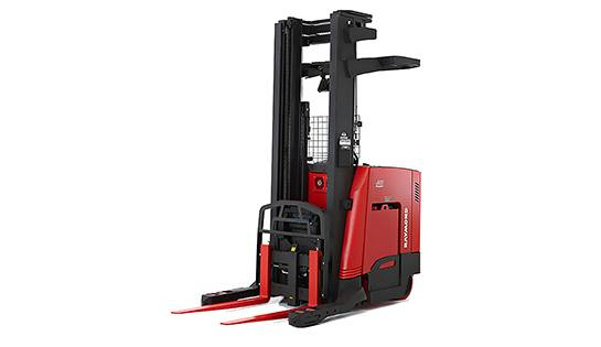 Raymond Reach-Fork Truck Universal Stack Stance