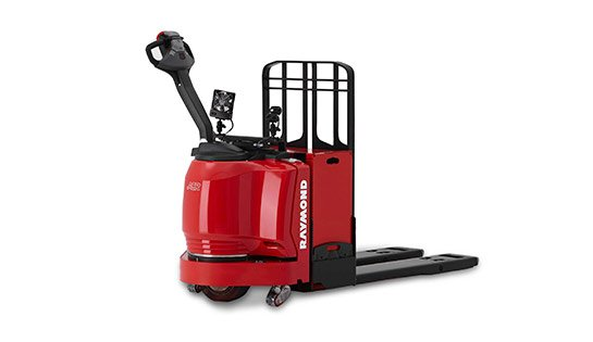 Raymond Heavy Duty walkie pallet jack