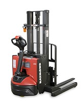 Raymond 6210 Walkie Straddle Stacker Truck