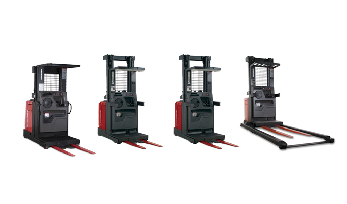 raymond forklift trucks fleet and warehouse solutionsraymond order picker, order picker forklifts, stock picker