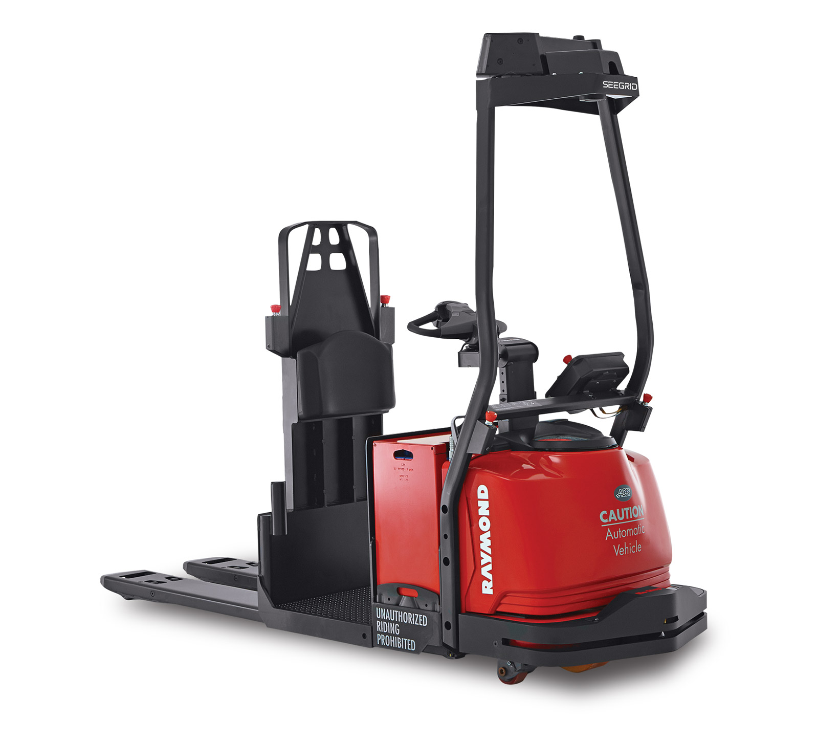 automated pallet truck