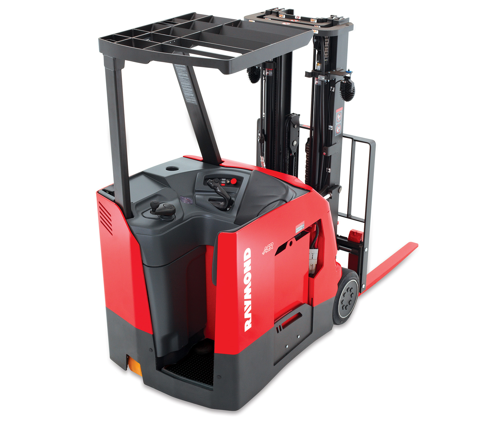 counterbalanced forklift. Double tap to zoom